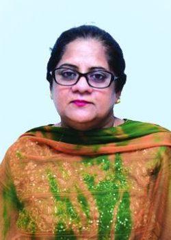 Mrs Ravinder Kaur Hora
